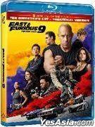 Fast & Furious 9 (2021) (Blu-ray) (Director's Cut) (Hong Kong Version)
