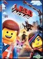 The Lego Movie (2014) (DVD) (Hong Kong Version)