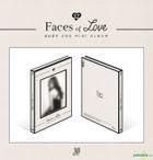 Suzy Mini Album Vol. 2 - Faces of Love
