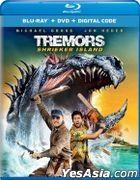 Tremors: Shrieker Island (2020) (Blu-ray + DVD + Digital Code) (US Version)