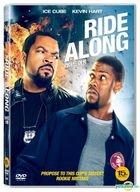 Ride Along (2014) (DVD) (Korea Version)