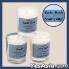 Baek Ye Rin - 'Turn on the Blue Vinyl' Mini Candle Set