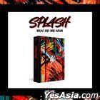 MIRAE Mini Album Vol. 2 - Splash (Hot Version) + Poster in Tube (Hot Version)