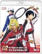 The Prince Of Tennis OVA vs Genius10 Vol.5 (Blu-ray) (First Press Limited Edition)(Japan Version)