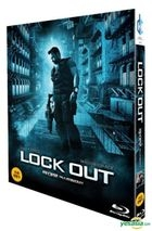 Lock Out (2012) (Unrated Edition) (Blu-ray) (Korea Version)