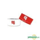 Jang Woo Young 1st Solo Concert Official Goods - Tape Set