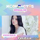 Kwon Eun Bi - KCON:TACT HI 5 Official MD (Mini Behind Photobook)