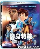 Spies in Disguise (2019) (Blu-ray) (Taiwan Version)