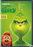 The Grinch (2018) (DVD) (US Version)