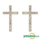 GOT7 Style - Arcteryc Earrings (Gold)