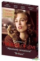 The Edge Of Love (DVD) (Hong Kong Version)