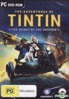 The Adventures Of Tintin The Game (英文版) (DVD 版)