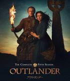 Outlander Season 5 Blu-ray Complete Box (Japan Version)