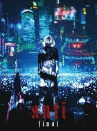 HYDE LIVE 2019 ANTI FINAL [BLU-RAY] (First Press Limited Edition)(Japan Version)