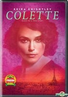 Colette (2018) (DVD) (US Version)