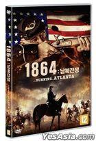 The Burning Of Atlanta (DVD) (Korea Version)