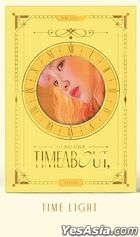 YUKIKA Mini Album Vol. 1 - Timeabout (Time Light Version)