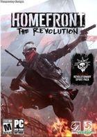 HOMEFRONT the Revolution (亚洲英文版) (DVD 版)