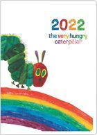 The Very Hungry Caterpillar 2022 Schedule Book (Large Size)