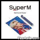 SuperM - Wall Scroll Poster (Ten Version)