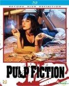 Pulp Fiction (Blu-ray) (Hong Kong Version)