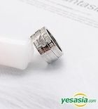 BEAST : Yong Jun Hyung Style - Time Ring (US Size: 11 - 11 1/2)