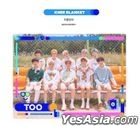 TOO - KCON:TACT Season 2 Official MD (Knee Blanket)