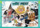 ONE PIECE 2022 Big Size Calendar w/ Schedule Book (Comic Edition) (Japan Version)