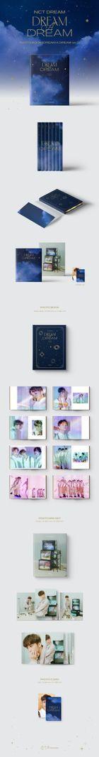 NCT Dream Photobook - DREAM A DREAM Ver.2 (Mark)