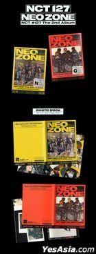 NCT 127 Vol. 2 - NCT #127 Neo Zone (Random Version)