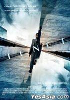 Tenet (2020) (4K Ultra HD + Blu-ray) (3-Disc Steelbook Edition) (Hong Kong Version) + Limited Poster