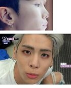 SHINee Style - Simple Chic Ear Cuff (Large / Silver)