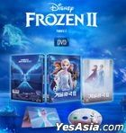 Frozen II (DVD) (Korea Version)
