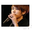 BEAST : Yong Jun Hyung Style - Simple Surgical Ring (Glossy) (US Size: 7 1/2 - 8)