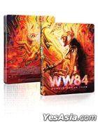 Wonder Woman 1984 (2020) (4K Ultra HD + Blu-ray + Poster) (Steelbook) (Hong Kong Version)
