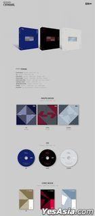 ENHYPEN Mini Album Vol. 2 - BORDER : CARNIVAL (Random Version)