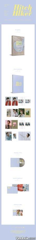 Park Ji Hoon - The 1st Photobook 'HitchHiker PARK JIHOON WITH MAY' (Photobook + Making DVD + Postcard Set + Photo Card) (Korea Version)