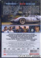 Ford v Ferrari (2019) (DVD) (Hong Kong Version)