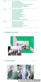BTS Memories of 2020 (7DVD) (Ring Binder Cover + Photobook + Paper Frame / Postcard + Clear Photo Index + Stamp Collection + Photo Pocket + 2020 Today's BTS Book + Random Photo Card) (Korea Version)