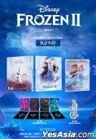 Frozen II (Blu-ray) (Korea Version)
