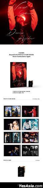 Tae Min - Beyond LIVE Photo Story Book - N.G.D.A