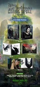 Maleficent: Mistress of Evil (Blu-ray) (Steelbook Limited Edition) (Korea Version)