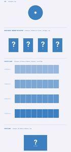 BTS - MAP OF THE SOUL : 7 (Random Version) + Poster in Tube (Random)