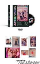 SECRET NUMBER Single Album - Who Dis? + First Press Paper Slogan + Poster in Tube