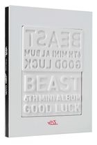 BEAST Mini Album Vol. 6 - Good Luck (Black & White Version)