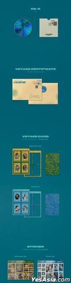 SHINee Vol. 7 Repackage - Atlantis (Ocean Version)