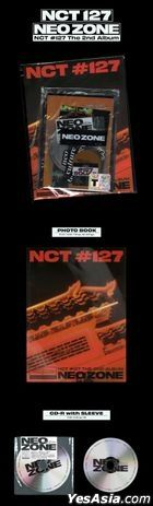 NCT 127 Vol. 2 - NCT #127 Neo Zone (T Version)