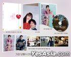 Crazy Romance (DVD) (First Press Limited Edition) (Korea Version)