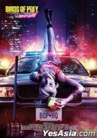 猛禽暴隊:解瘋小丑女 (2020) (4K Ultra HD + Blu-ray + 電影海報) (Steelbook) (香港版)