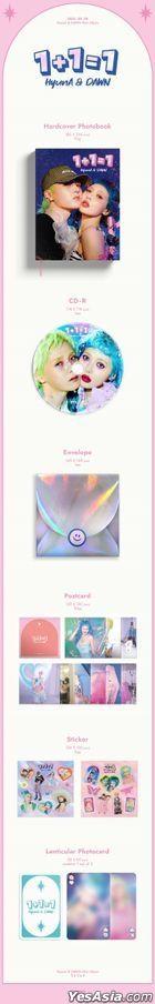 HyunA & DAWN EP Album Vol. 1 - 1+1=1